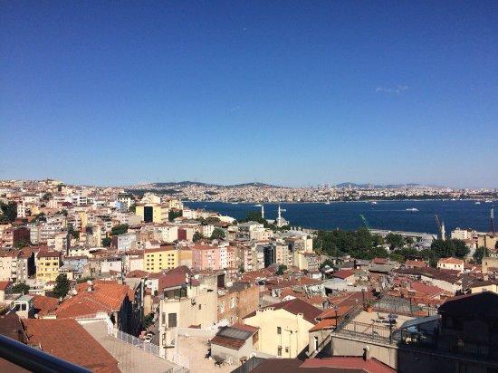 Leb-i Derya: вид на Стамбул