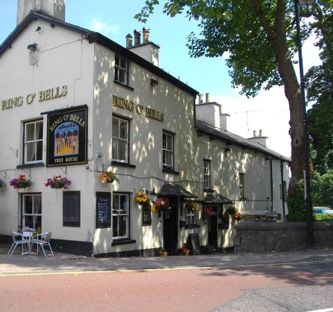 Kendal, UK: Ring O Bells