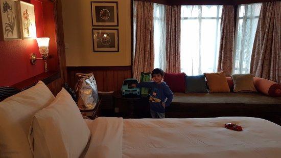 Mayfair Darjeeling: room