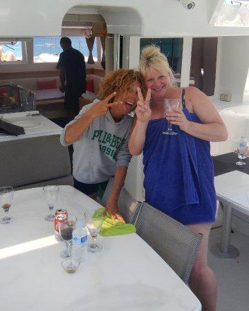 Danke Kati wir kommen wieder - Picture of Canary Boat Trips 9f0173dd1d3