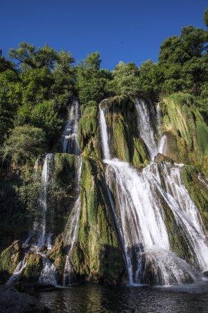 Belley, Frankrike: la cascade.......