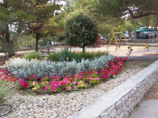 Jezera, Croatia: Playground
