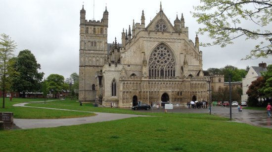 Gulworthy, UK: Exether Cathedral