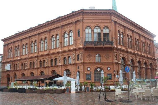 Art Museum Riga Bourse: Riga Bourse
