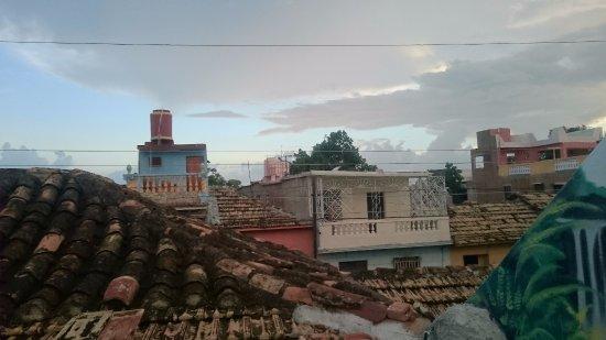 Casa de Azalea y Alfredo: View from room