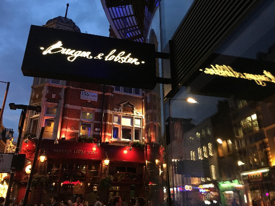 Good Restaurants In Leicester Square