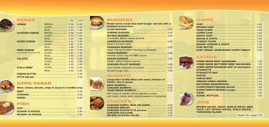 Fast Food Delivery Carrickfergus