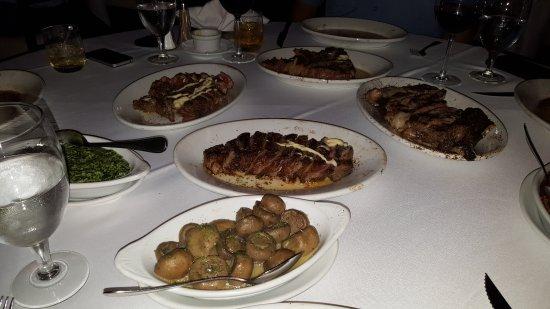 Ruth's Chris Steak House: meaty!