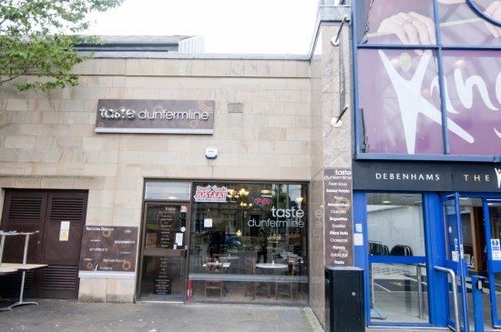 Taste Dunfermline Unit 26 Kingsgate Ctr Restaurant