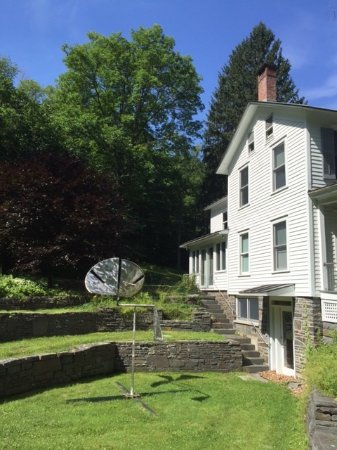 New Lebanon, NY: George Rickey home