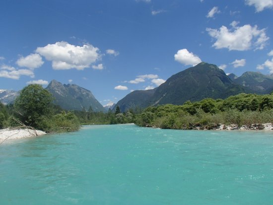 SPORT MIX: Stunning Soca river valley