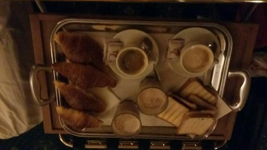 Hotel 2000 Roma: Desayuno hotel 2000
