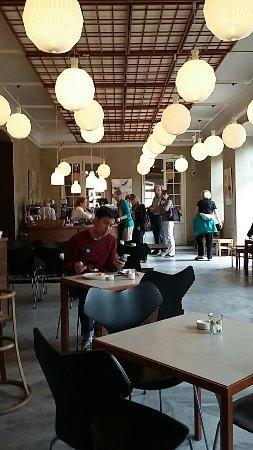 Designmuseum Danmark: Lovely food and a nice atmosphere.
