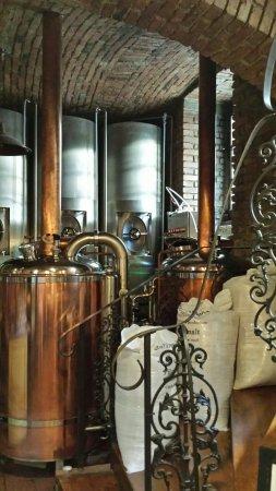 Pivovar U Dobrenskych