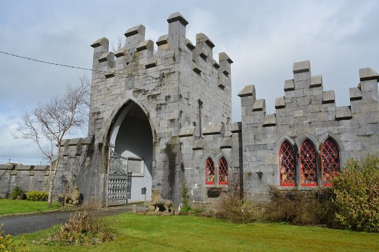Ardfert, Irland: Gatelodge and Entrance