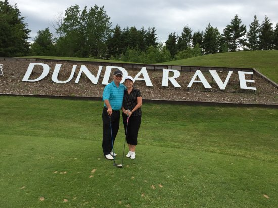 Dundarave Golf Course: Perfect!