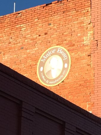 Elk City, OK: Major Bean Coffee And Sandwich Co