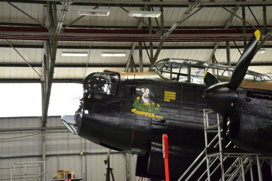 Coningsby, UK : Lancaster