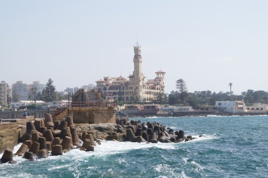Habibitours - Day Tours: Montazah palace in Alexandria.
