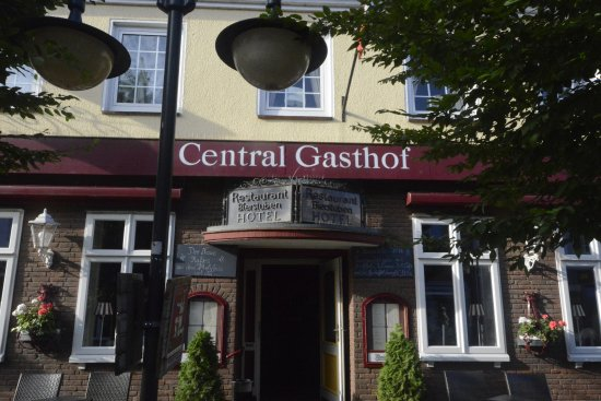 Hotel Restaurant Central Gasthof Bad Segeberg