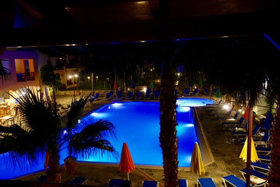 Omega Platanias Hotel Village Photo