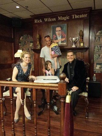 Rick Wilcox Magic Theater: 20160711_212913_large.jpg
