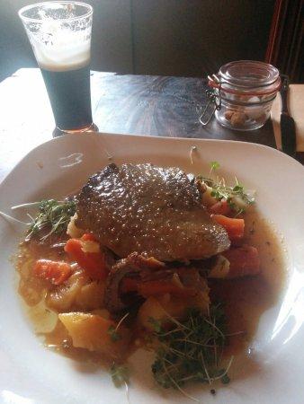 Leixlip, Irlande : Roast Beef