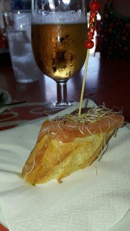 El Masnou, Spanyol: Una paella espectacular. 😍