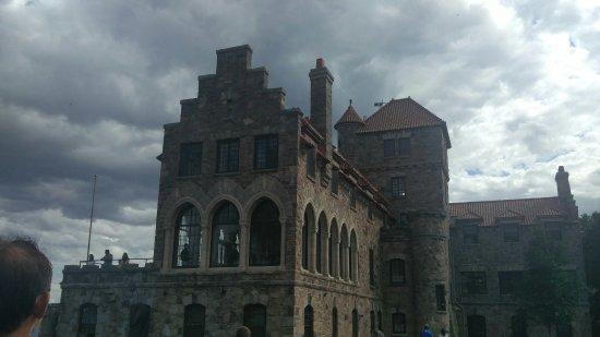 Chippewa Bay, estado de Nueva York: Singer Castle on Dark Island
