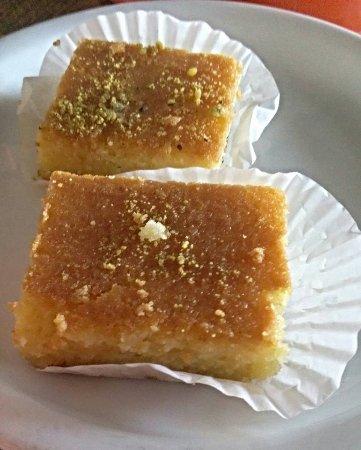Moroccan Paradise: Dessert
