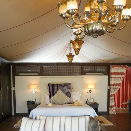 Kasbah Tamadot: Inside the Berber Tent