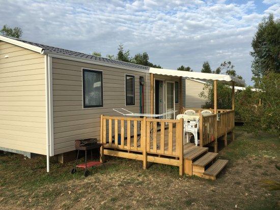 mobil home 3 chambres photo de camping milella propriano tripadvisor. Black Bedroom Furniture Sets. Home Design Ideas