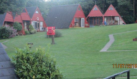 Kingsdown Holiday Park: Other lodges.