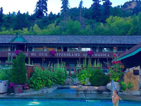 Twin Peaks Lodge & Hot Springs: photo0.jpg