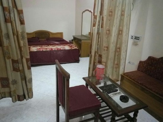 Shahjahanpur, India: Hotel rooms