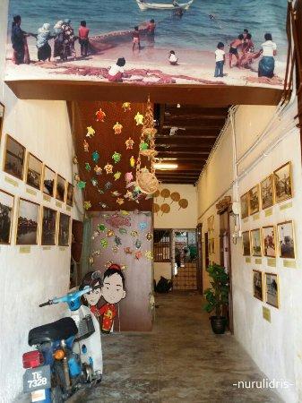 Kuala Terengganu, Malesia: Amazing street art! 👍