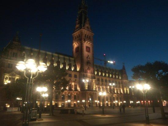 Hotel Intercity Hamburg Hauptbahnhof