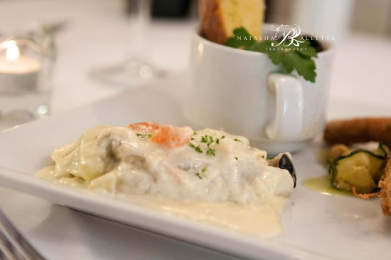 Leighton Buzzard, UK : Taster dishes from our Sardinia cuisine night.