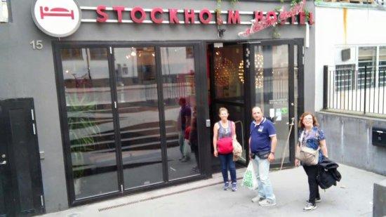 ستوكهولم هوستل صورة فوتوغرافية