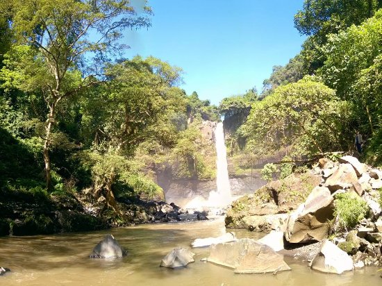 Baung Waterfall