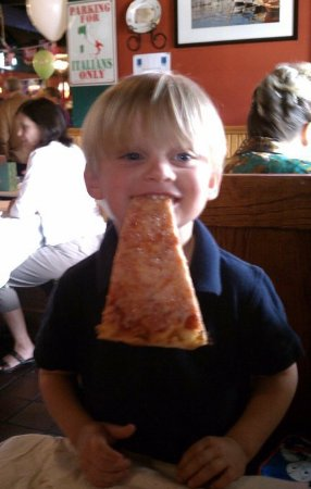 Arlington, TN: Rizzi's Pizza Cafe