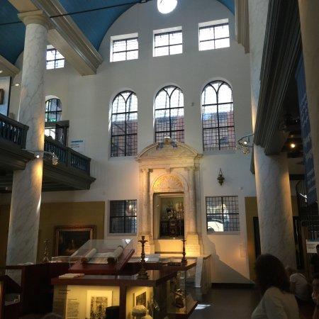 Portugiesische Synagoge Amsterdams: photo5.jpg