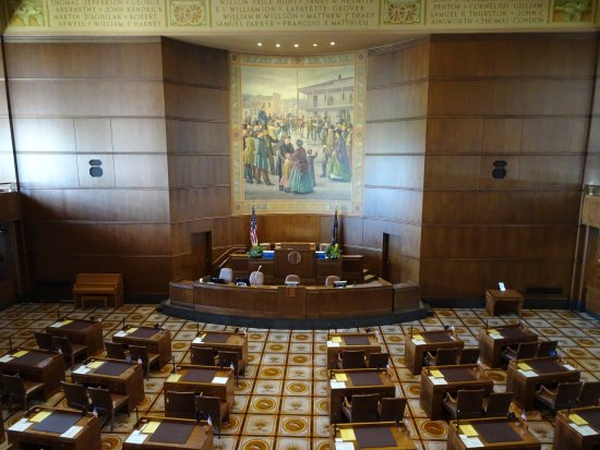 Salem, OR: State Senate