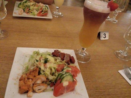 Foto de The Grill House Restaurant - Halal