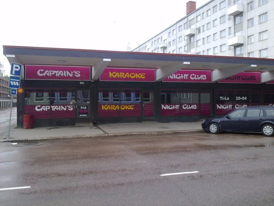 Captain's Karaoke Night Club