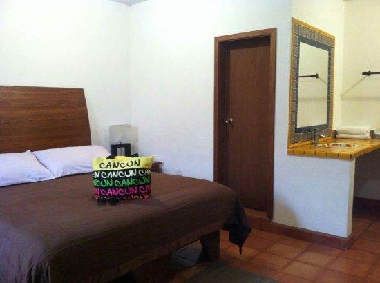 Cabo Cush Hotel : Habitación planta baja