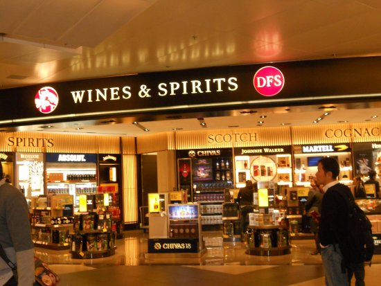 DFS Wines & Spirits