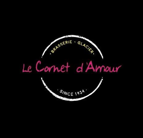 Le Cornet d'Amour: Logo du Cornet d'Amour
