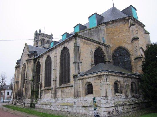 Presbytere de Carville