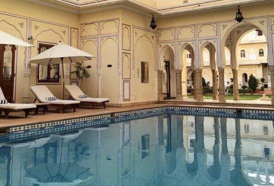 The Raj Palace Grand Heritage Hotel: photo1.jpg